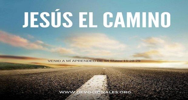 Jesús el camino la verdad y la vida