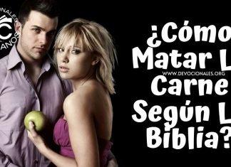 como-matar-la-carne-segun-la-biblia-versiculos-biblicos