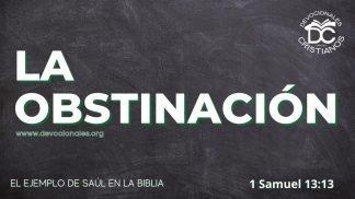 OBSTINACION-NECEDAD-BIBLIA-DEVOCIONAL