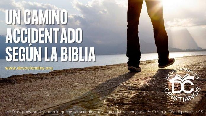 Un-camino-accidentado-segun-la-biblia-versiculos