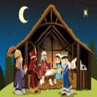 la navidad es Jesus