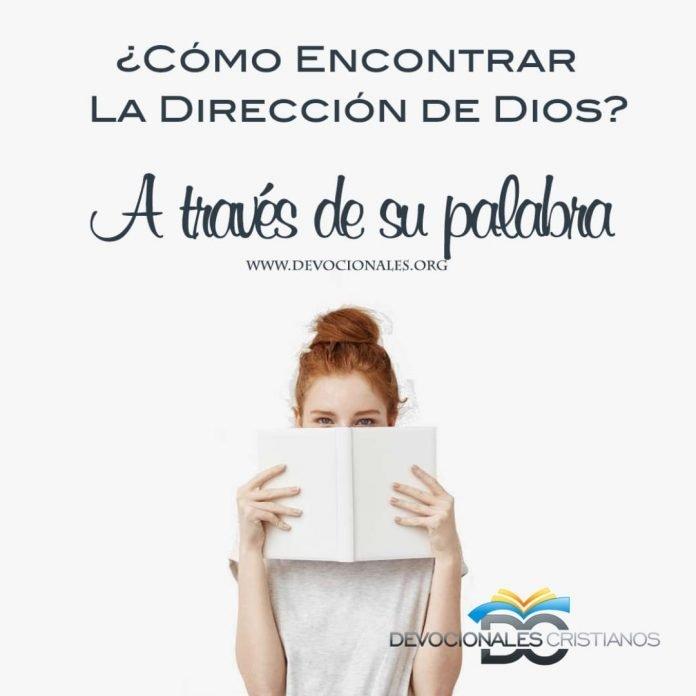 direccion-encontrar-Dios-biblia