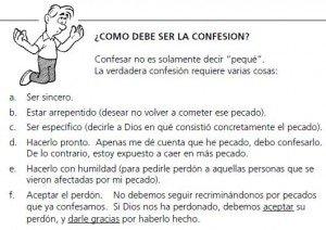 confesion