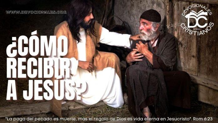 como-recibir-a-Jesus-Biblia-Versiculos-Biblicos