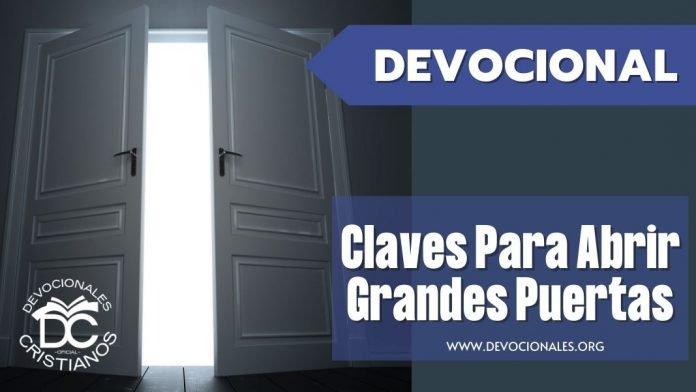 Claves-Para-Abrir-Grandes-Puertas-Biblia-Versiculos-Biblicos