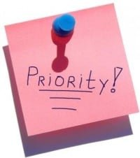 Prioridades - Vision Clara