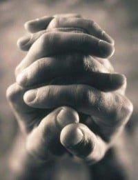 Oracion - Orar a Dios manos