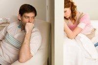 Mujer y Hombre relacionamiento