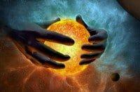 La tierra Dios y su creacion