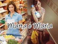 Marta y Maria Biblia