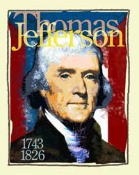 Foto Thomas Jefferson