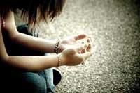 Orando Padre Nuestro