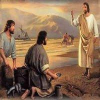 jesus y sus discipulos