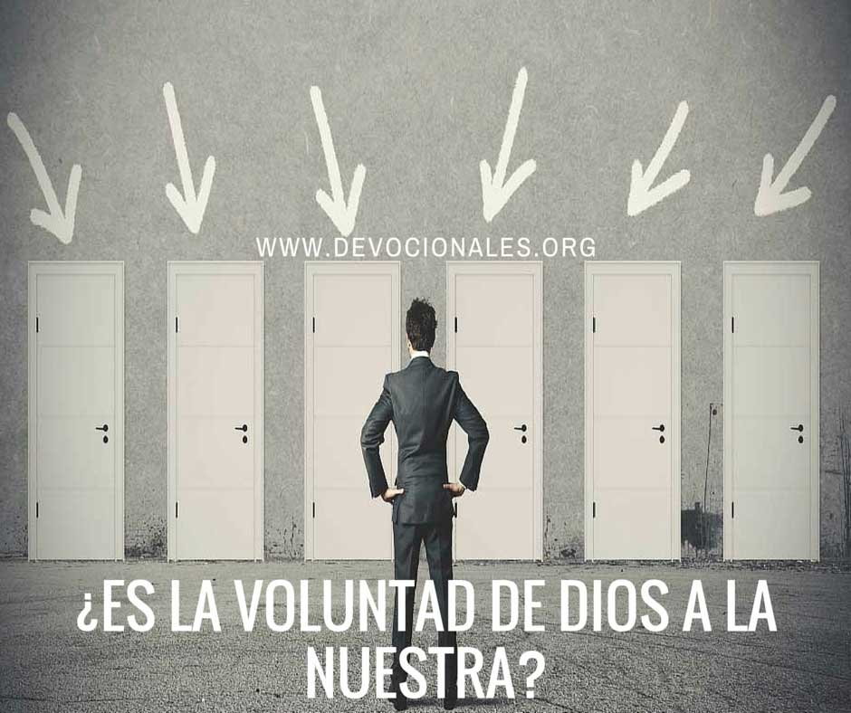 ¿Cual Es La Voluntad de Dios?
