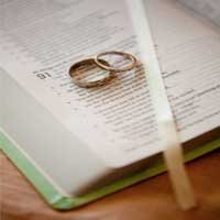 Matrimonio Y Biblia : Lecturas para ceremonia de matrimonio católica