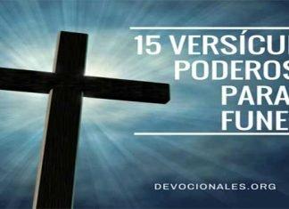 Versículos Bíblicos Para Un Funeral Cristiano