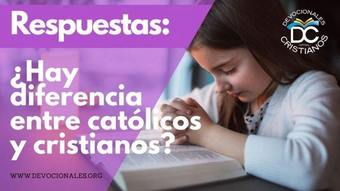 diferencias-catolicos-cristianos