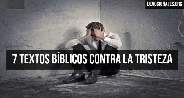 7 Textos Bíblicos Para Leer Cuando Te Sientes Triste