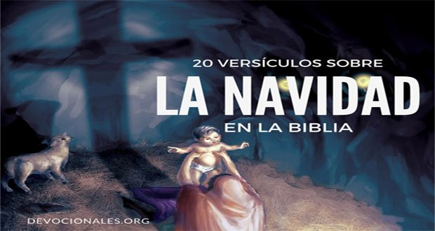 20 Versículos De La Biblia Sobre La Navidad Textos Bíblicos