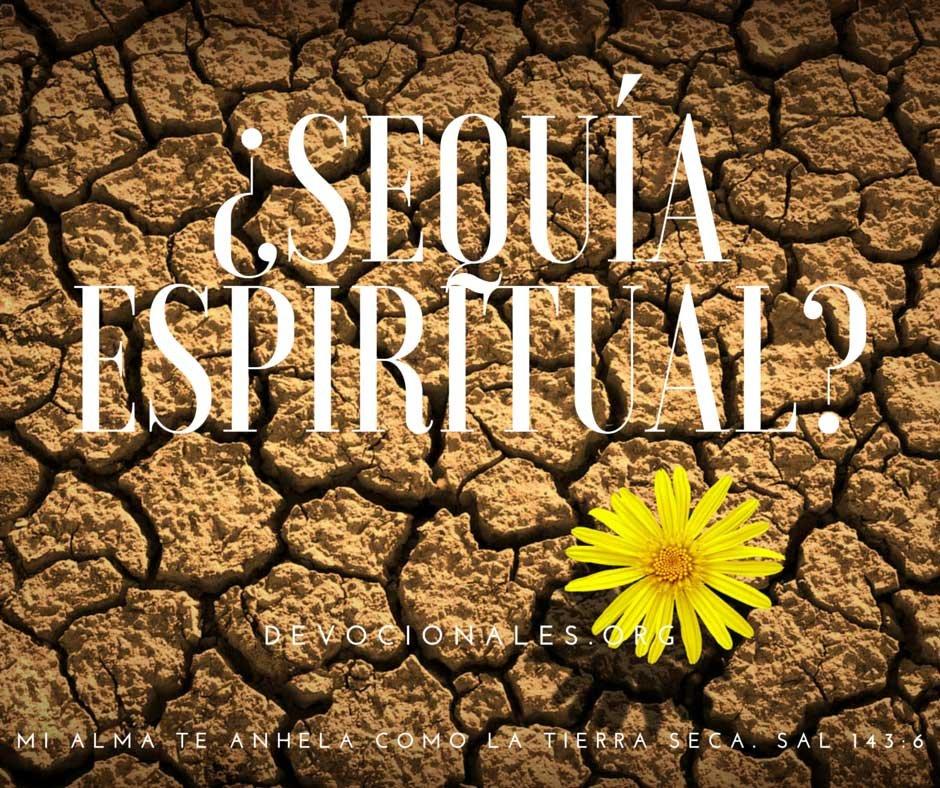 ¿Estás Atravesando Una Sequía Espiritual?