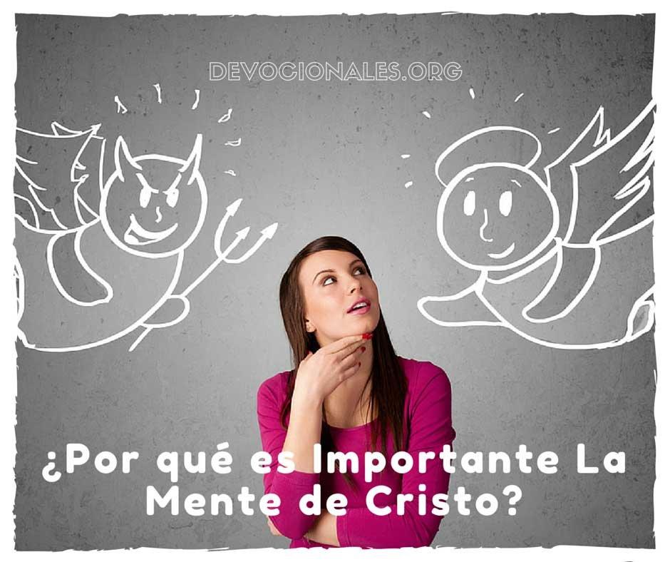¿Por qué es La Mente de Cristo Importante Para Los Cristianos?