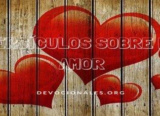 Versículos Bíblicos Sobre El Amor