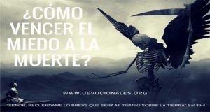 Victoria Sobre El Miedo A La Muerte