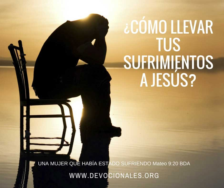 Sufrimientos En La Biblia