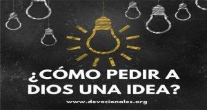 Ideas Inspiradas Por Dios En La Biblia