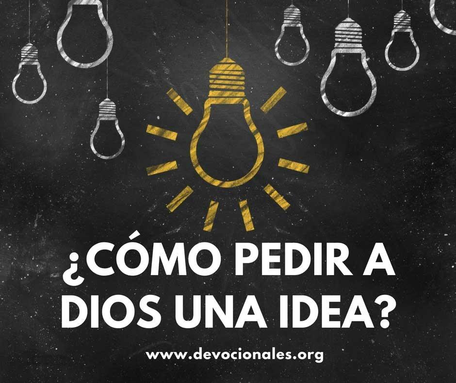 Las Ideas Inspiradas por Dios