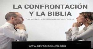 La Confrontación Biblica