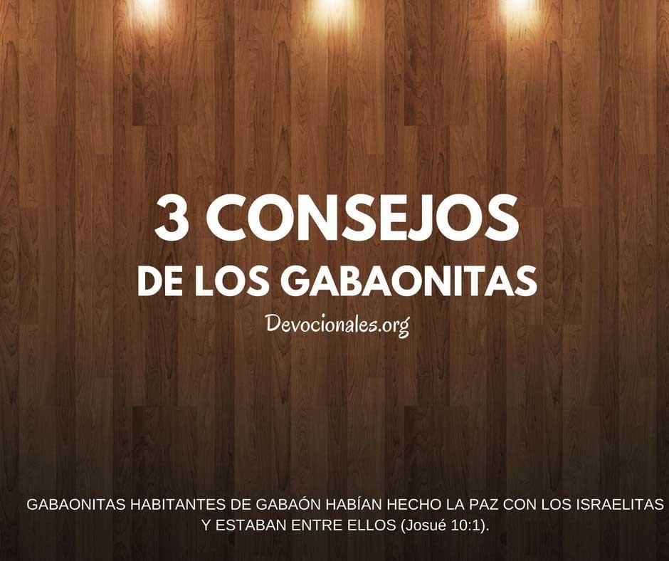 Gabaonitas Y La Biblia