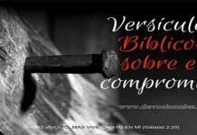 Jesús El Compromiso Y La Biblia