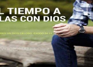 A solas con Dios y la Biblia