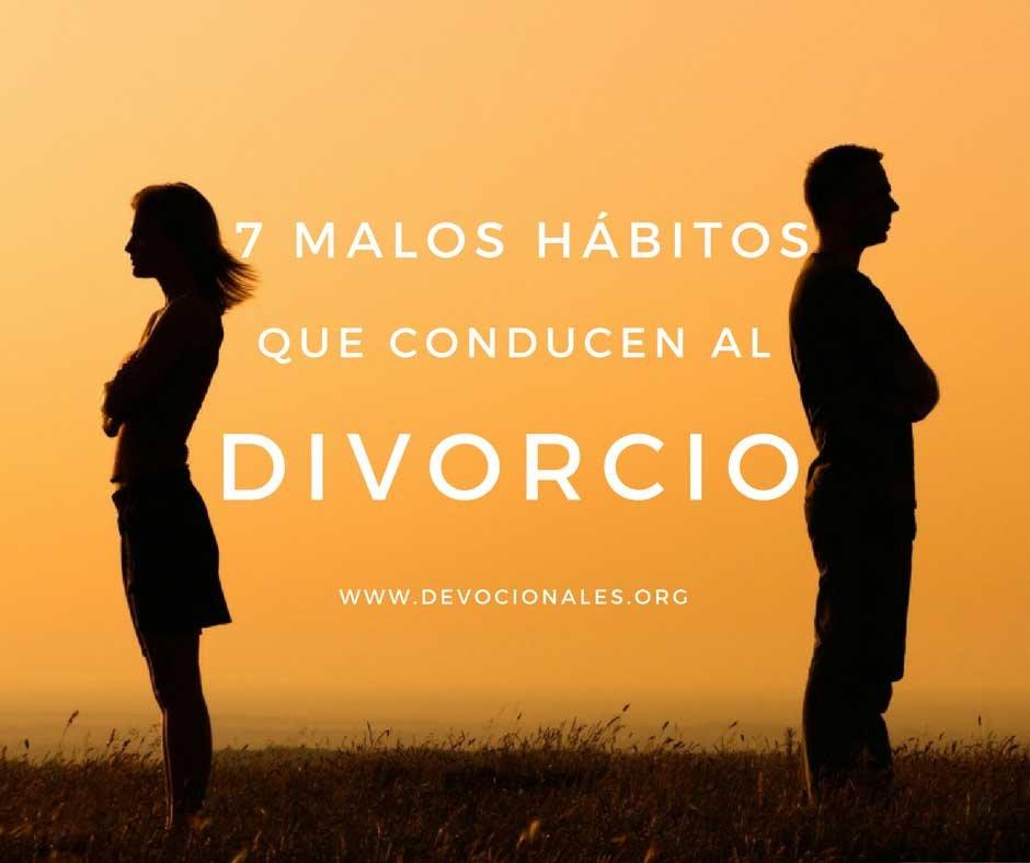 Divorcio Causas Razones y Consecuencias