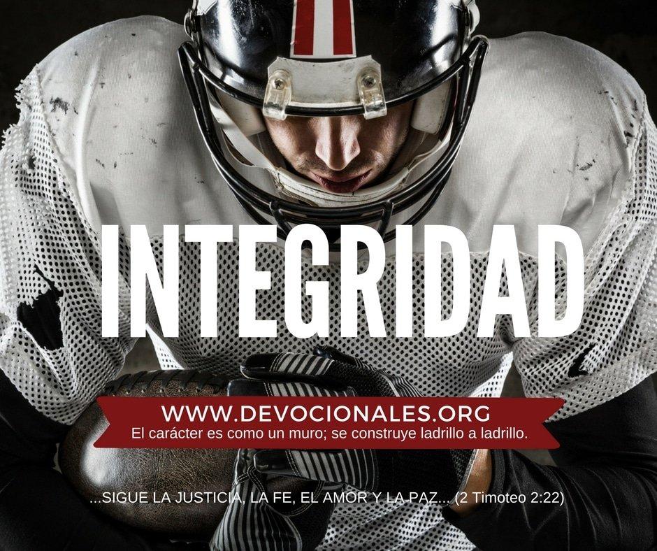 Integridad Y La Biblia