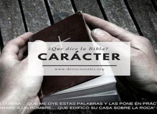 caracter-cristiano