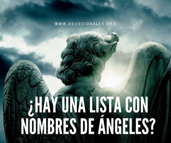 lista-de-angeles-biblia