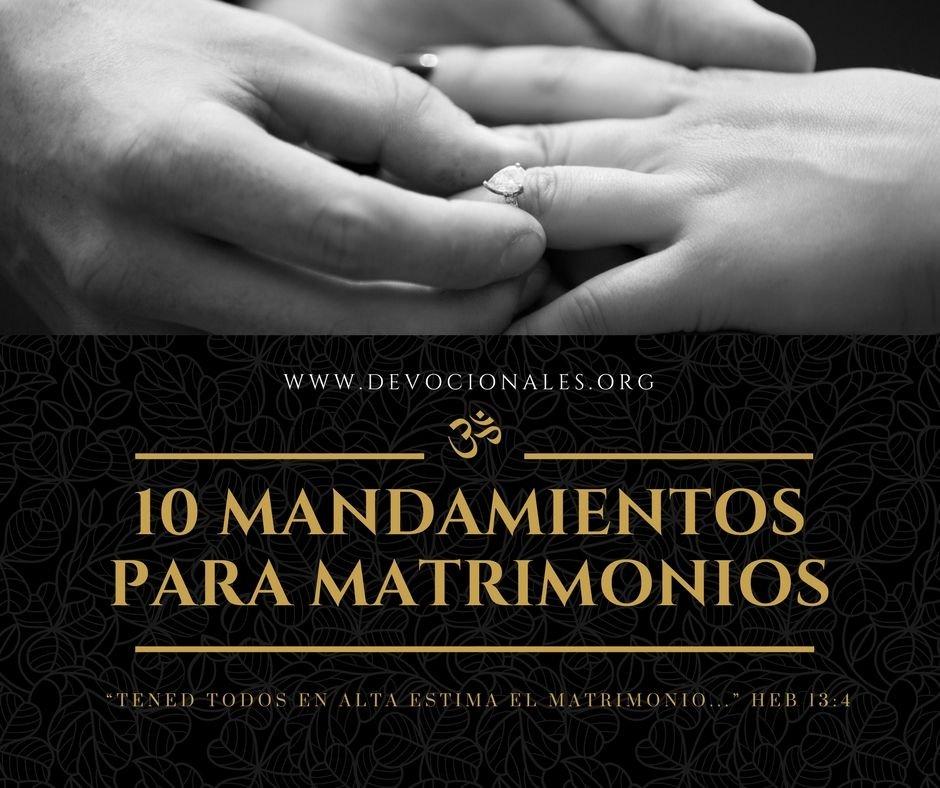 mandamientos-matrimonios-biblia