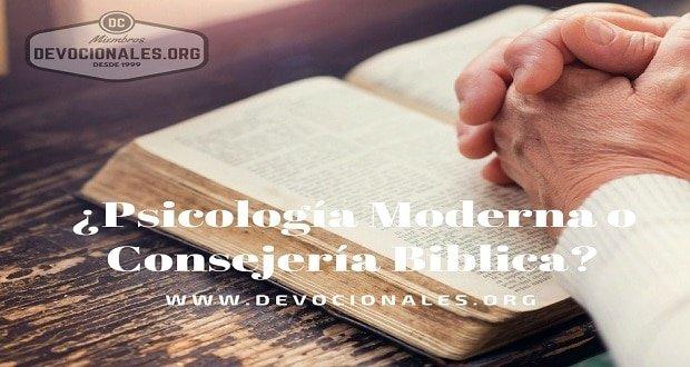 Psicología-Biblia-Cristiano