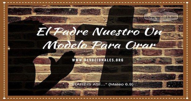 padre-nuestro-modelo-oracion-orar