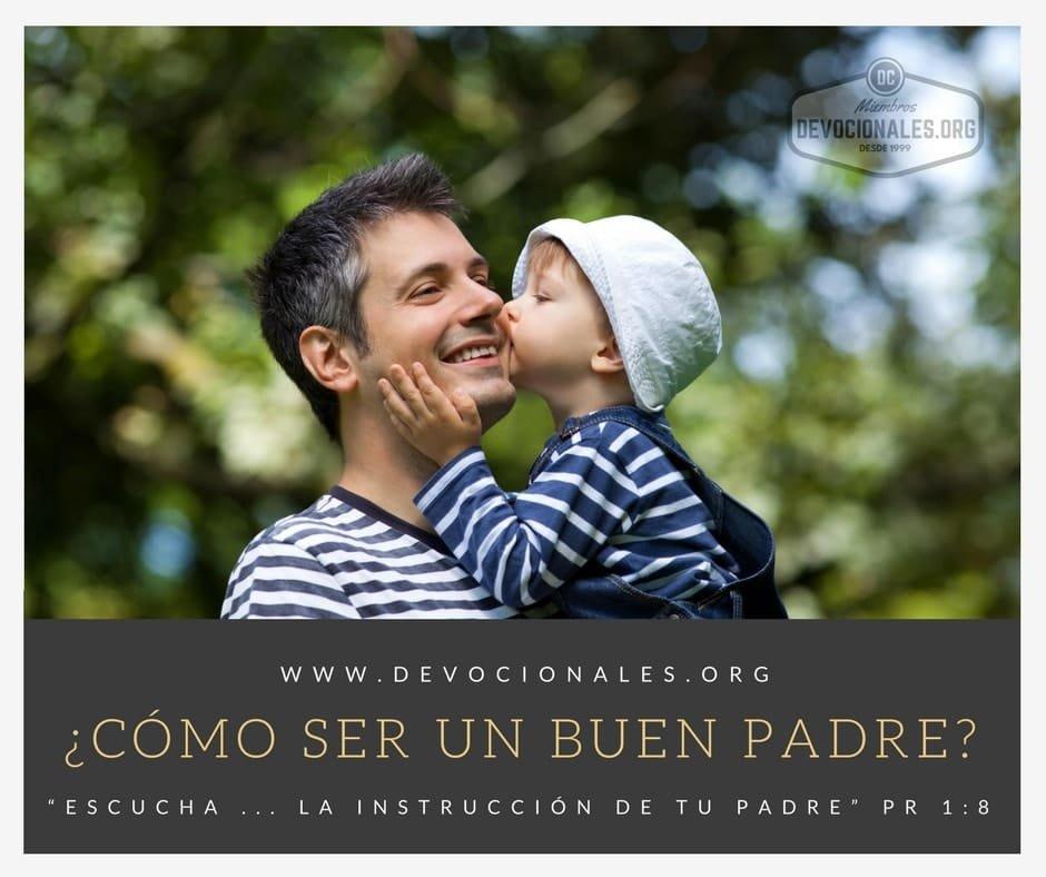 como-ser-buen-padre-pasos
