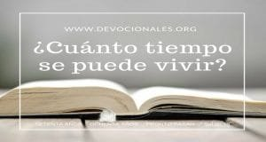 cuanto-tiempo-vivir-biblia