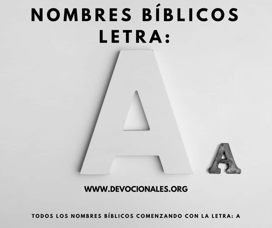 nombres-biblia-letra-a