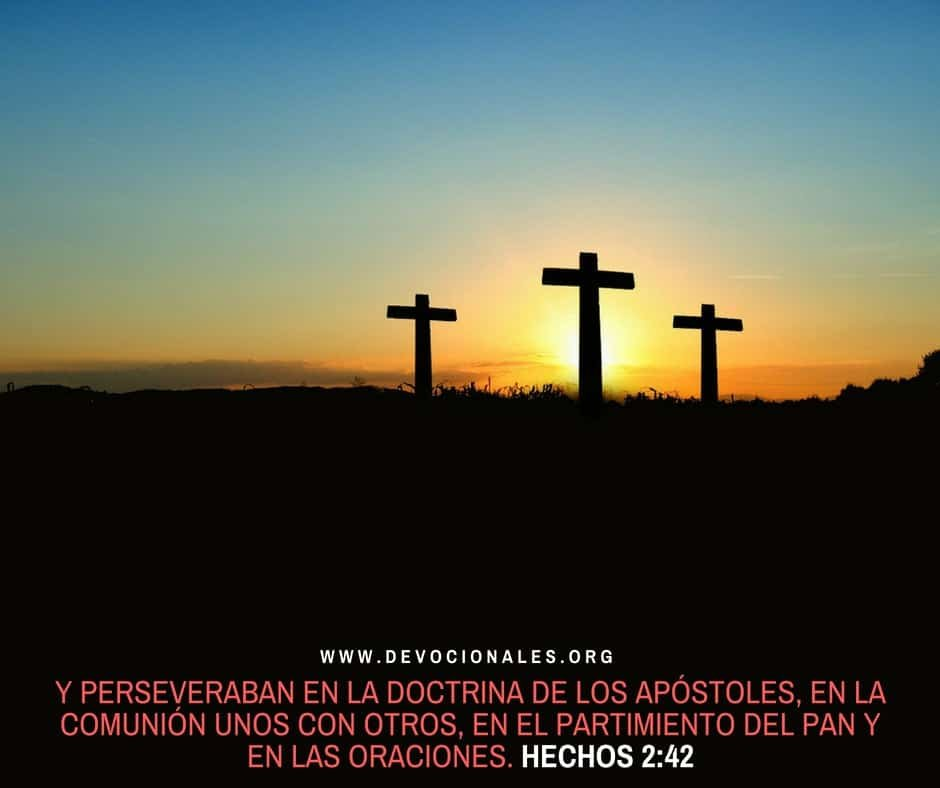 Hechos 2:42