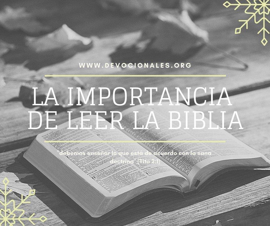 leer-importante-biblia
