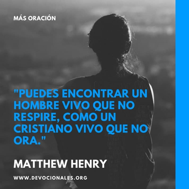 Matthew-Henry-oracion
