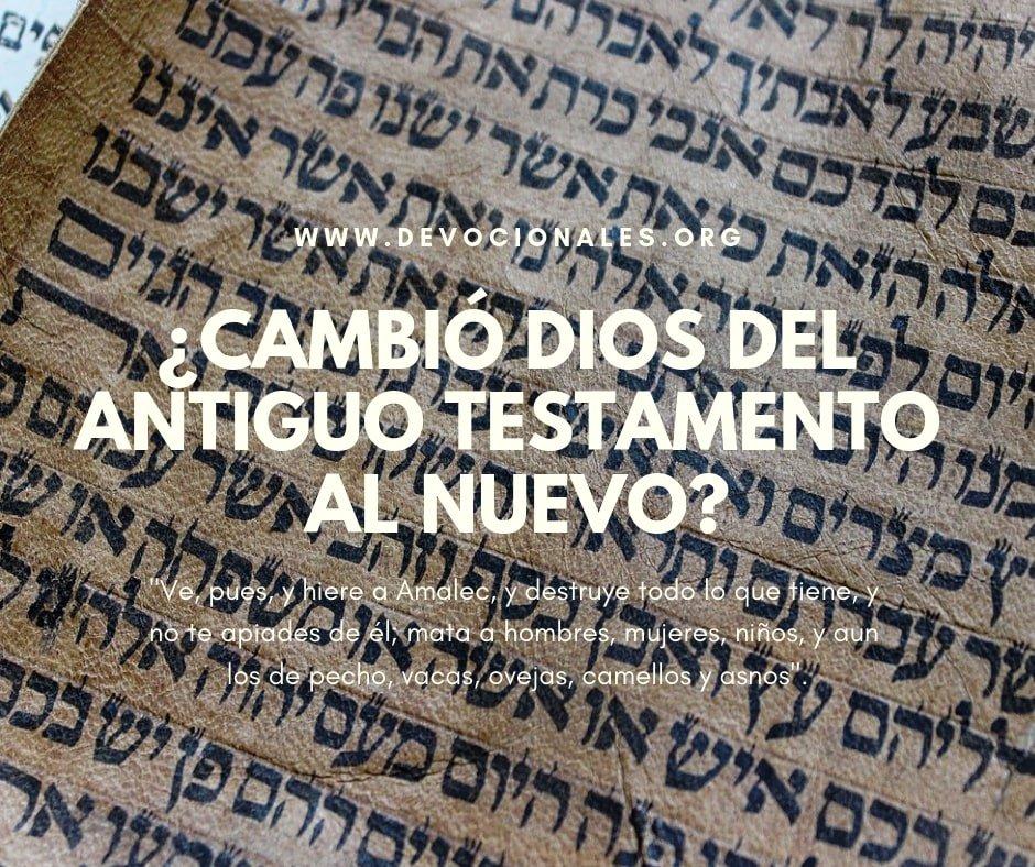 cambio-Dios-antiguo-nuevo-testamento