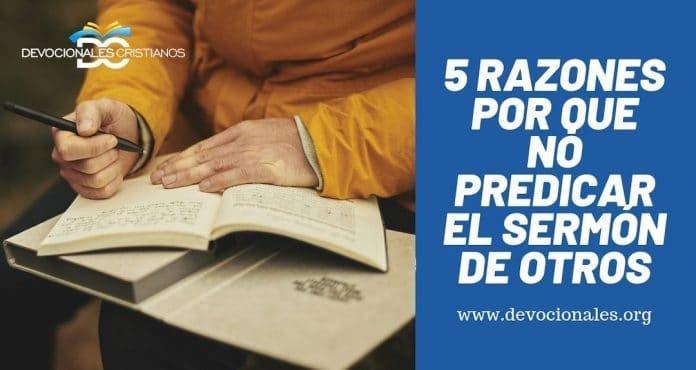 razones-predicar-sermones-pastores