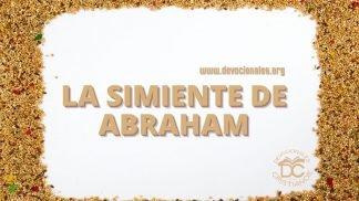 la-simiente-de-Abrahm